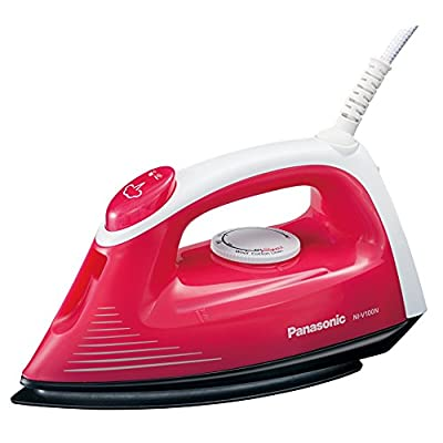 Panasonic NI-V100NPARM 1200-Watt Steam Iron (Pink)