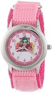 Amazon.com: Disney Kids' W000439 Wreck-It Ralph Stainless Steel Time