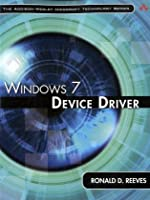 Windows 7 Device Driver Front Cover