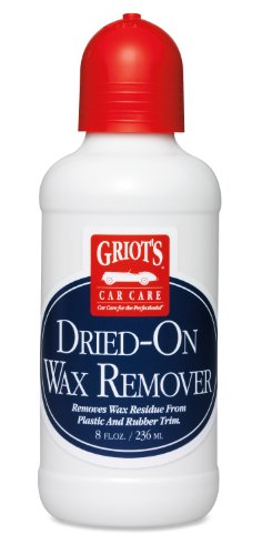 Griot's Garage 11036 Dried-On Wax Remover - 8 oz. (Car Wax Remover compare prices)