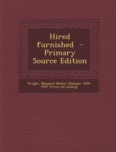 Hired Furnished