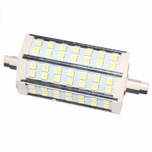 Factop R7S Led Bulb Lamp 10W 42 Leds 5050 Smd 760-780Lm 118Mm 85-265V Ac Replacement For Halogen Flood Lamp White Light