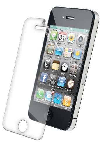ZAGG invisibleSHIELD for Apple iPhone 4/4S (Screen) - Retail Packaging-Clear