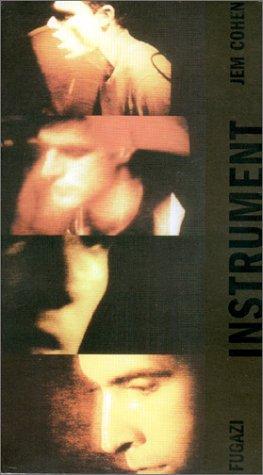 Fugazi: Instrument [VHS]