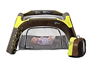 Gocrib Portable Baby Travel Crib and Play Yard