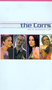 The Corrs - Live At Lansdowne Road [2000] [VHS]