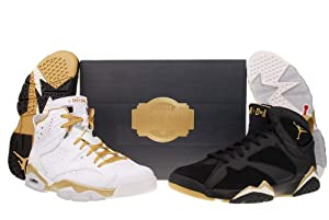 AIR JORDAN GOLDEN MOMENT PACK MULTI CLR 535357-935