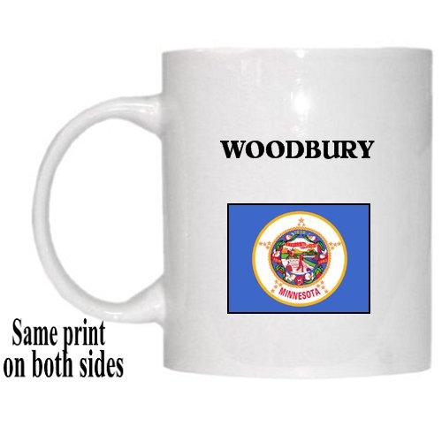 Woodbury, Minnesota Mug