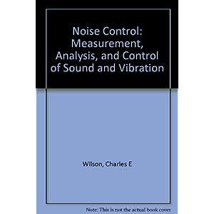 Noise Control: Measuremen Livre en Ligne - Telecharger Ebook