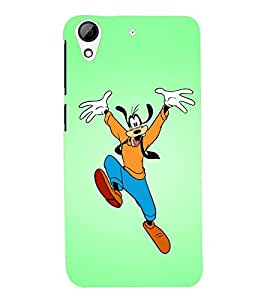 PRINTSWAG CARTOON CHARACTER Designer Back Cover Case for HTC DESIRE 626G+
