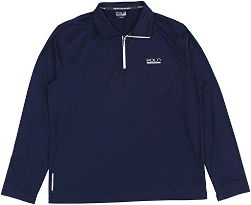 Polo Sport Ralph Lauren Men's Stretch Jersey Pullover XX-Large French Navy