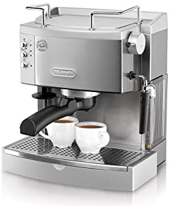 Delonghi EC710 'Style First' Choice ItalianStyle Espresso/ Cappuccino Maker