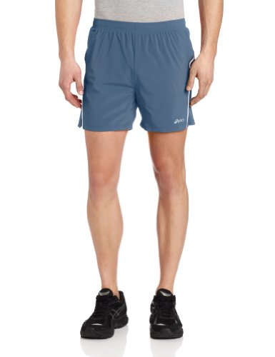 ASICS Asics Men's Distance Short, Medium, Smoke