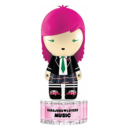 Harajuku Lovers Wicked Style Music per Donne di Gwen Stefani - 10 ml Eau de Toilette Spray