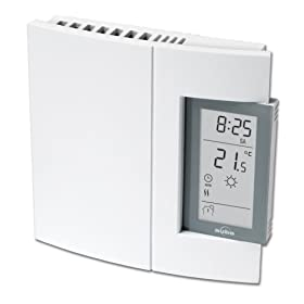 Aube by Honeywell TH106/U Electric Heating 7-Day Programmable Thermostat