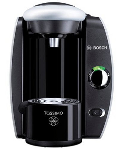 Bosch Tassimo Coffee Maker Models : TASSIMO Single Serve Coffeemaker T45 Buy! - Brewster Krinkles buy