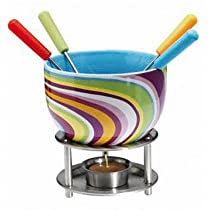 Orka Chocolate Fondue Set Pop