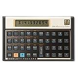 Hp 12c 30th Anniversary Calculator (Manf Part Code: NW258AA#B1S)