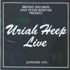 Live (January 1973)