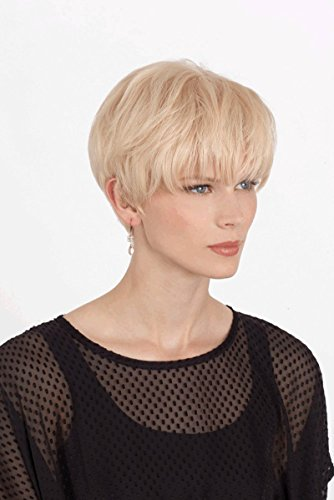 Louis Ferre - Crystal - Monotop Human Hair Wig - Petite/Average from Louis Ferre