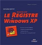 echange, troc Ichbiah - Exercices avec le registre de Windows XP