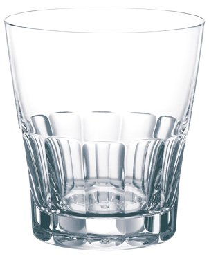 Nachtmann Loft Crystal Double Old Fashioned/Whiskey Tumblers, Set of 2