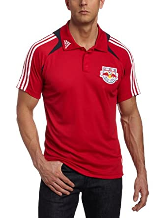 MLS New York Red Bulls Climacool Polo (Toro, Small)