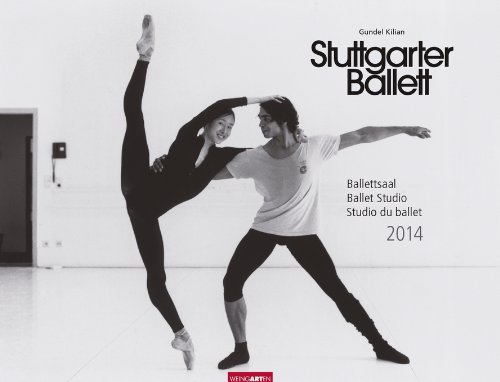 Stuttgarter Ballett. Ballettsaal 2014
