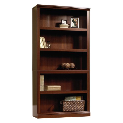 Sauder Miscellaneous Storage 5 Shelf Bookcase