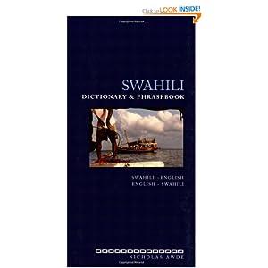 Swahili-English English-Swahili Dictionary