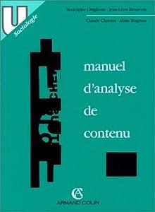 codage de l'analyse de contenu manuel