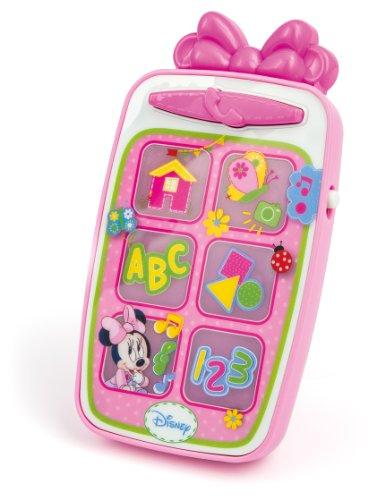 Clementoni - Smartphone de Minnie (65521.2)