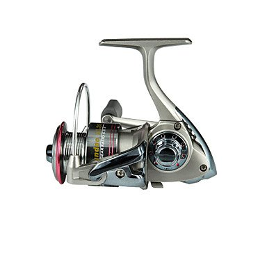 YX – YFY SL1500 5.1:1 8 Ball Bearings CNC Machined Aluminum Spool, Practical Spinning Reels