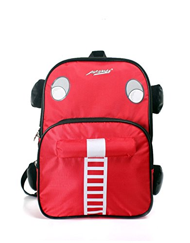 Fire Truck Backpack for a Toddler Boy