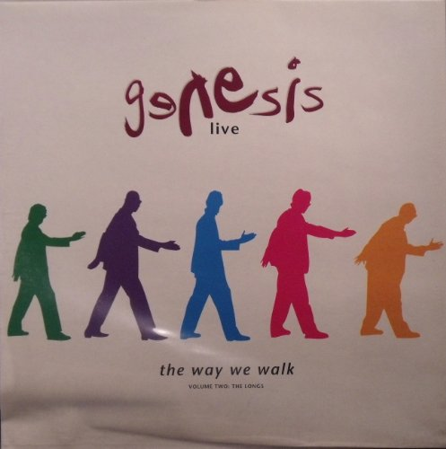 Genesis - Live: The Way We Walk, Vol. 2 - The Longs - Zortam Music