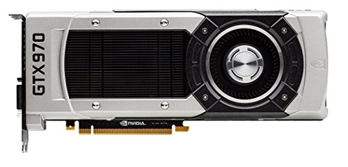 NVIDIA GeForce GTX 970 4 GB Video Card (9001G4012510000