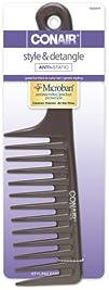 Conair Anti-static Detangling Comb Colors may vary