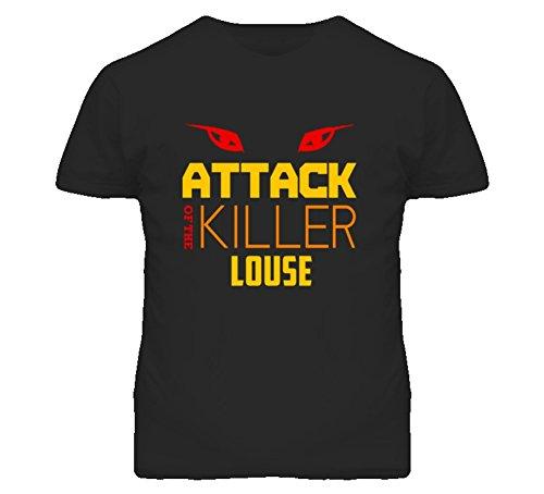 attack-of-the-killer-louse-animal-gift-t-shirt-m-black