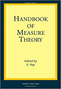 Theory: In two volumes: E. Pap: 9780444502636: Amazon.com: Books