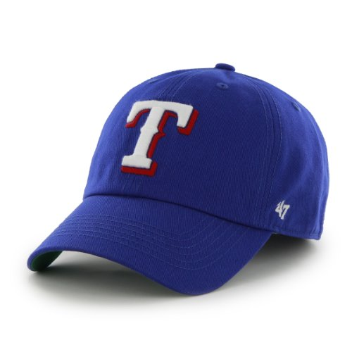 MLB Texas Rangers '47 Franchise Fitted Hat, Royal, Medium (Texas Rangers compare prices)