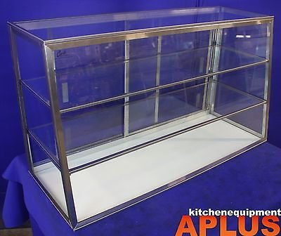 Carib Countertop Dry Bakery Display Case 36