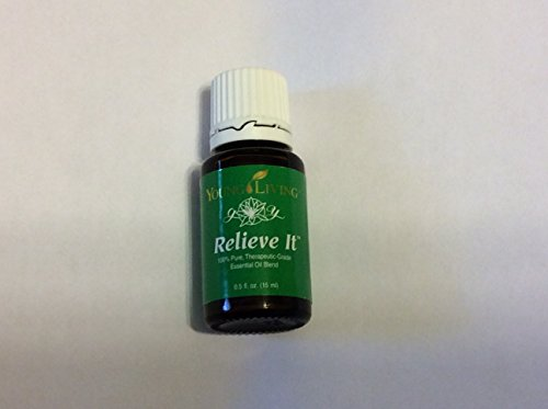 Young Living Essential Oil Relieve It 15 Ml