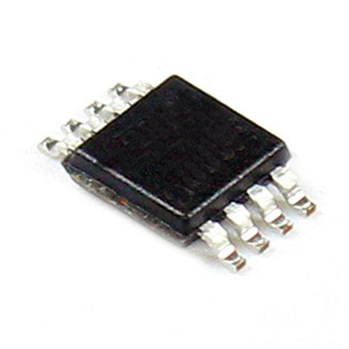 (10PCS) LMV722MM/NOPB IC OP AMP LOW VOLT LP 8-MSOP LMV722MM 722 LMV722