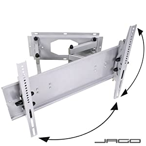 Jago support mural tv ltwh01 pivotant high tech - Support mural de television ...