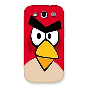 Ajay Enterprises Angry Beaker Back Case Cover for Galaxy S3 Neo