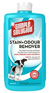 Simple Solutions Stain and Odour Remover Dogs, 500 ml