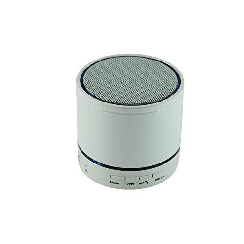 Allnet Mini Bluetooth Wireless Speaker - White