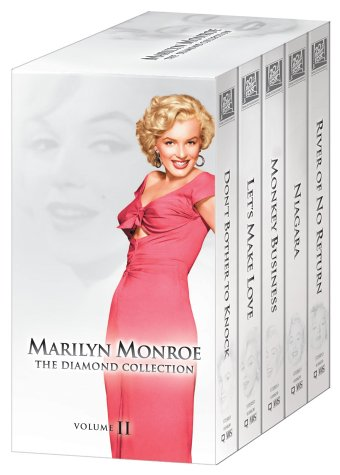 Marilyn Monroe: Diamond Collection 2 [VHS] [Import]