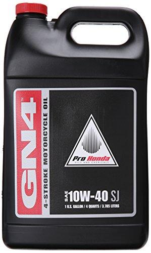 Honda Pro Honda GN4 Motor Oil - 10W40 - 1 Gallon/--