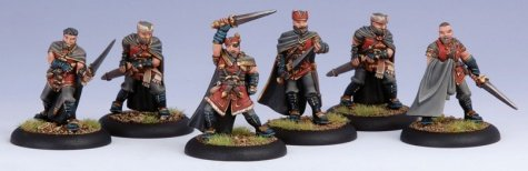 Allies Kayazy Assassins Unit Box (6 Models)